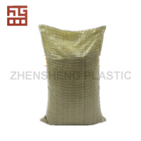 50kg Polypropylene Bags Wheat Flour or Sugar PP woven Packing Bag with PE Liner