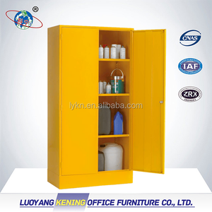 Hazardous Storage Cabinet-Flammable Liquid Steel Storage Cabinets -Steel Cupboard Storage Cabinet