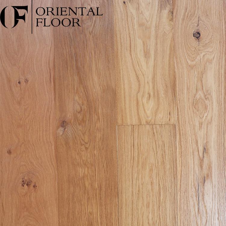 Chinese Factory Price Thermo Treated Nice White Oak Hardwood
