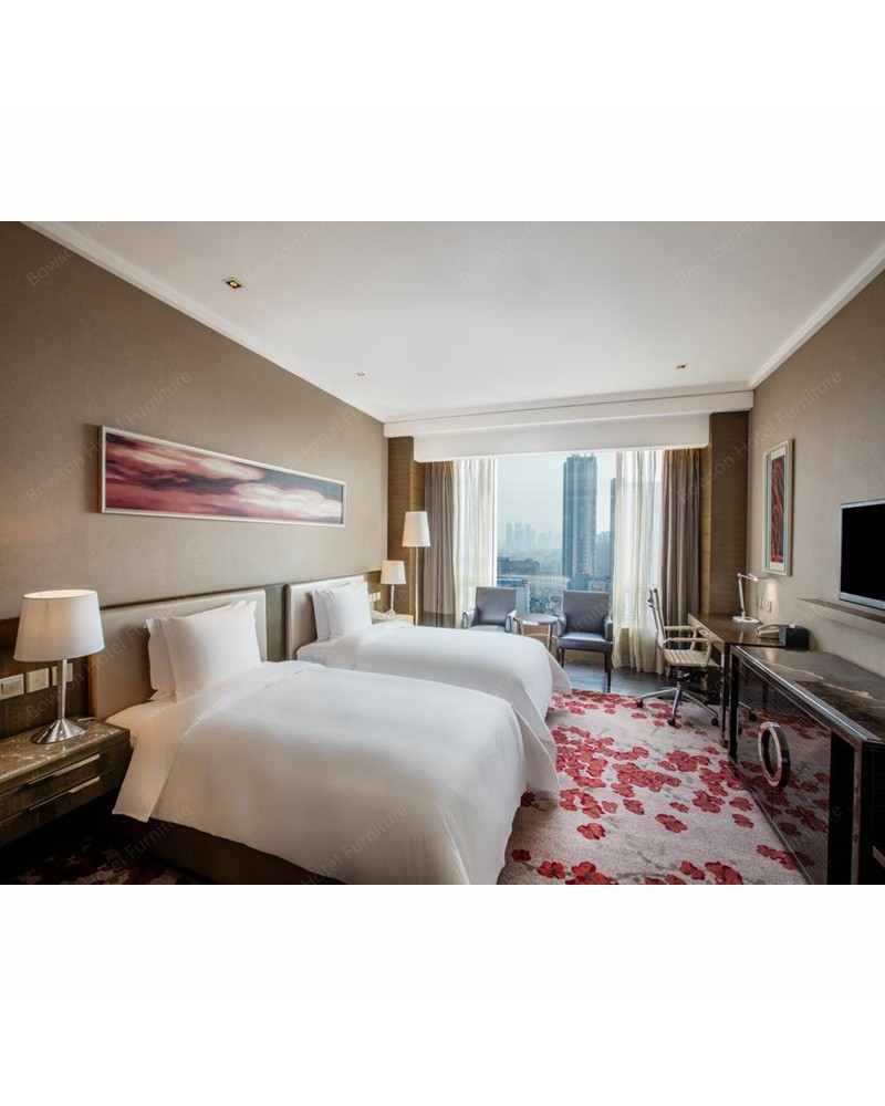 Hotel Room Furniture: Foshan Bowson Furniture Wholesale Commercial Used 5 Star