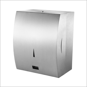 Newest Design High Quality Automatic Sensor Home Paper Towel Dispenser with Maxmim paper size 21*21cm