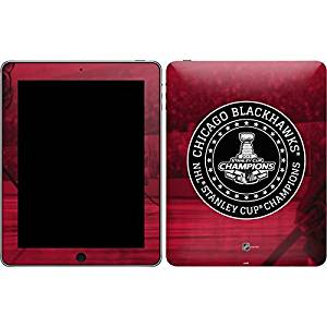 NHL Chicago Blackhawks iPad Skin - Chicago Blackhawks 2015 NHL Stanley Cup Champs Vinyl Decal Skin For Your iPad