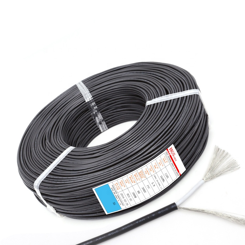 AWM 1185 16AWG Insulator PVC Stranded Tinned Copper Winding <strong>Wire</strong>
