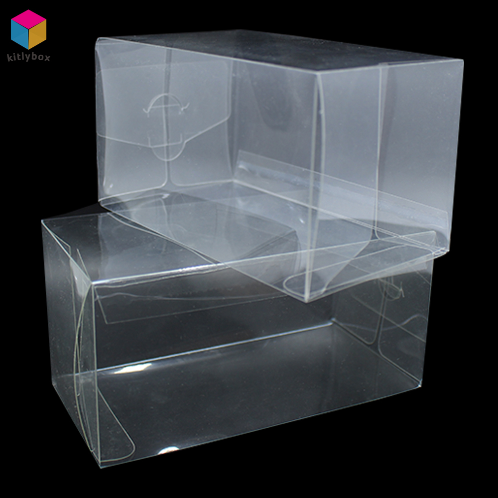 Clear Pvc Plastic Wedding Favor Box Gift Box For Candy - Buy Clear ...