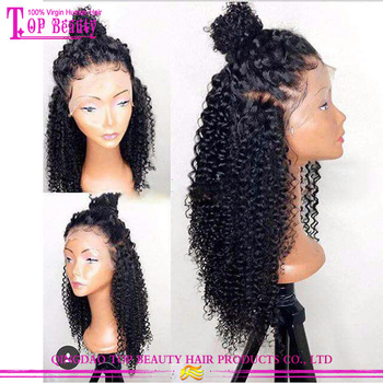 New design curly afro wigs for black women popular 8A grade short afro wigs  for black 2e166cea9