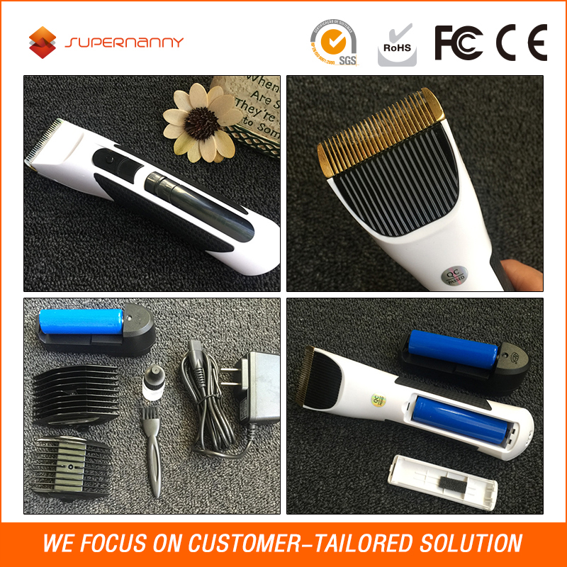 Portable Pet Grooming Kit Clippers For Dog Hair Clipper