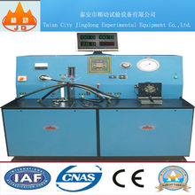 High accurate and low price JD-HP hydraulic pump test bench with saving energy and protecting environment