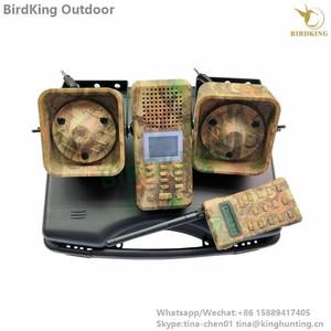 50W*2 + 20W Bird Voice MP3 Download 200 Multi Bird Songs + Wireless Remote  Control