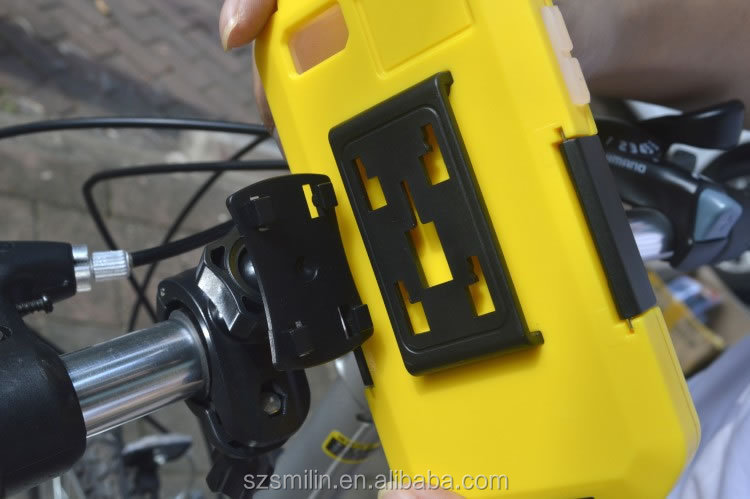 Newest Beautiful Strong Bicycle Holder Waterproof Case For Apple ...