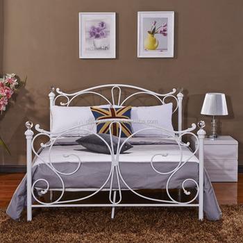 Grosshandel Neue Bett Beliebt Neueste Schmiedeeisen Betten Designs