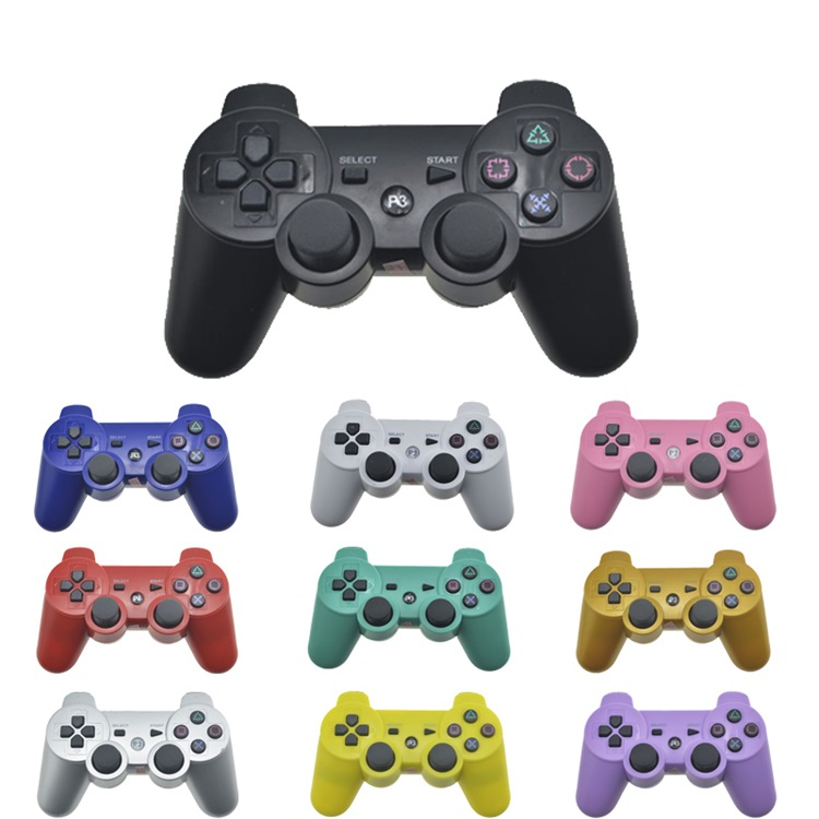 Dual Vibration Gamepad wireless Play station Joystick for PS3 Console Double Vibration Wireless Game Controller