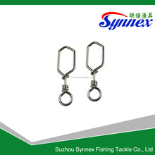 Fishing Square Snaps Pin Connector Stainless Steel Fishing Hook Snaps