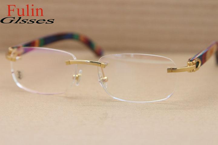 36a26c4e95be Cartier Semi-Rimless Glasses Frames-053