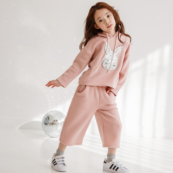 MS60294K spring Korean fashion kids outfits top 100 little girl models