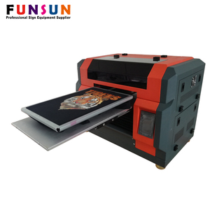 Automatic inkjet pvc card printer uv printer
