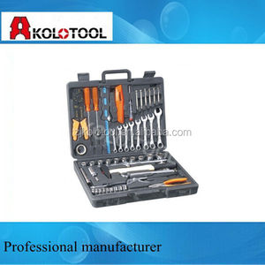 Combination repairing tool set 555pcs kraft man germany tools kit hardware tools name