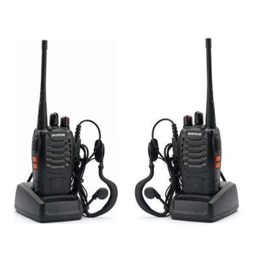 UHF 400-470 MHz 5 Wát Baofeng BF-Giá Rẻ Dài Dài Phạm Vi Phát Thanh Cảnh Sát Walkie Talkie cho Bán