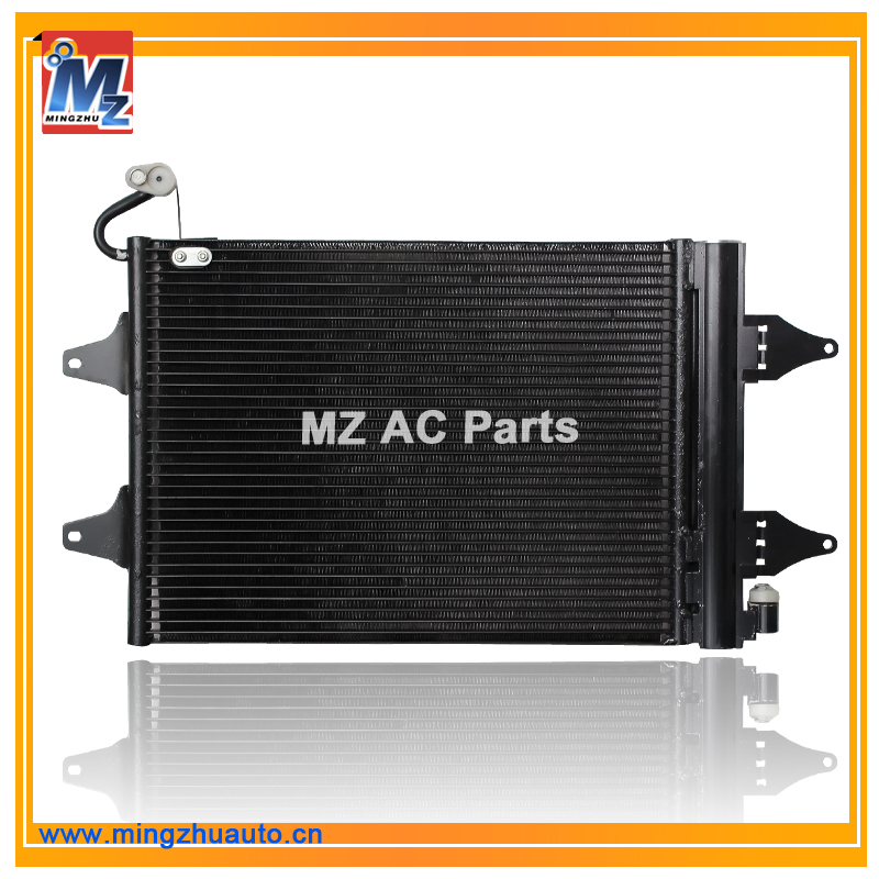 High Quality Air Conditioner Auto Condenser Factory For VW Fox 03> Gol G5 / G6 / Voyage G5 / G6 OE: 5Z0820411