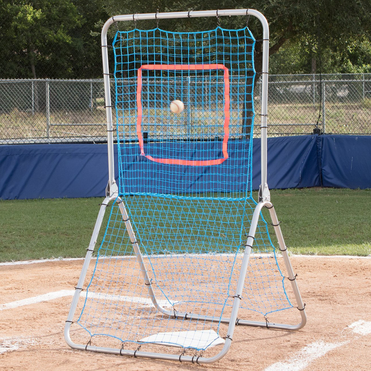 Baseball Softball and Soccer Rebound Practice Net And Football Rebounder
