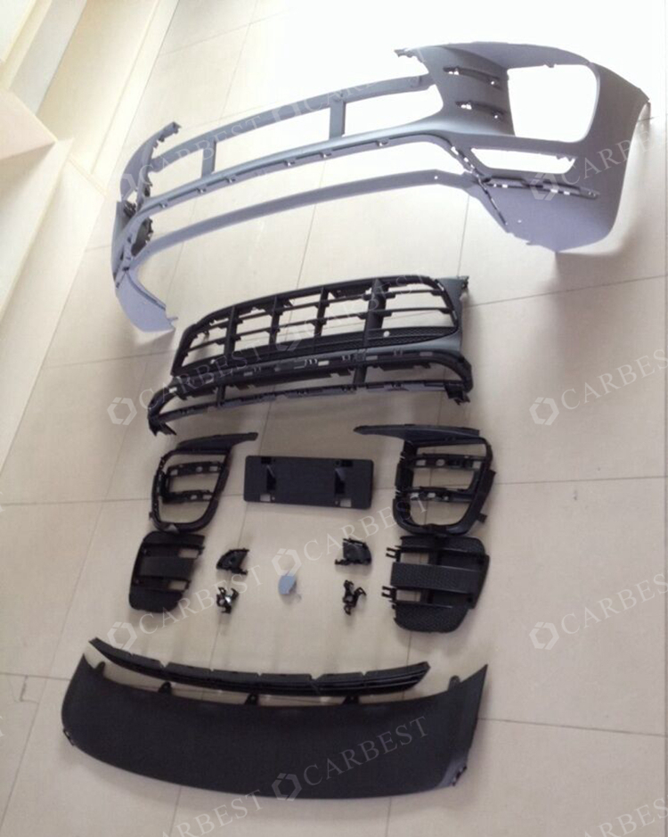 High Quality New Style Auto Body Kit for Porsche Macan S