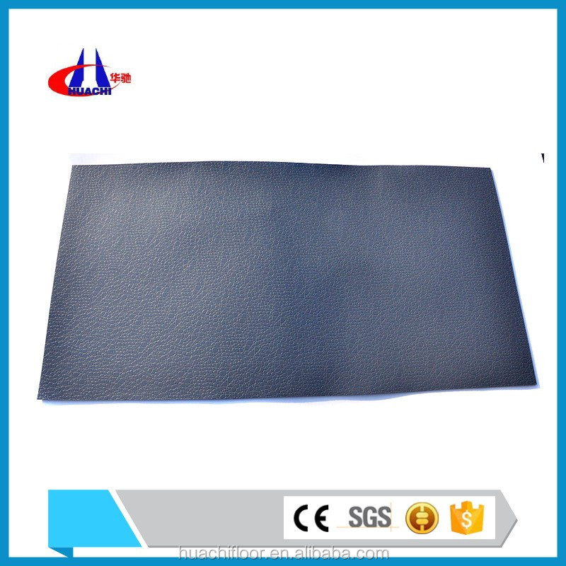 Easy to clean pvc foldable interlocking plastic floor