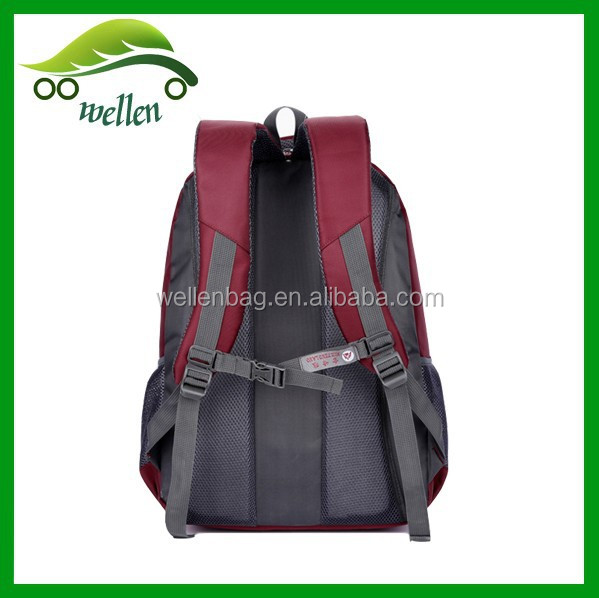 Business Computer <strong>shoulders</strong> Casual Laptop Backpack backpack with padded waist belt