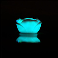 Best Quality LED Rose Flower Light For Valentines'day Table Decoration
