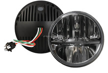 7'' 7 inch car accessory jeep wrangler led headlight without DRL with DOT SAE