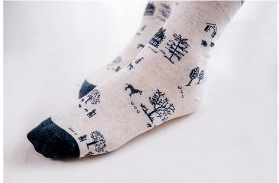 Япония серии милый каваи комикс свободного покроя новинка женщин носки meias femininas chaussette sokken