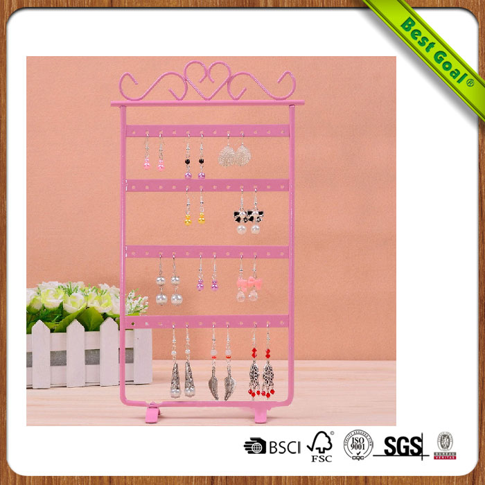 Earring Holder Stand Jewelry Organizer Display Tree