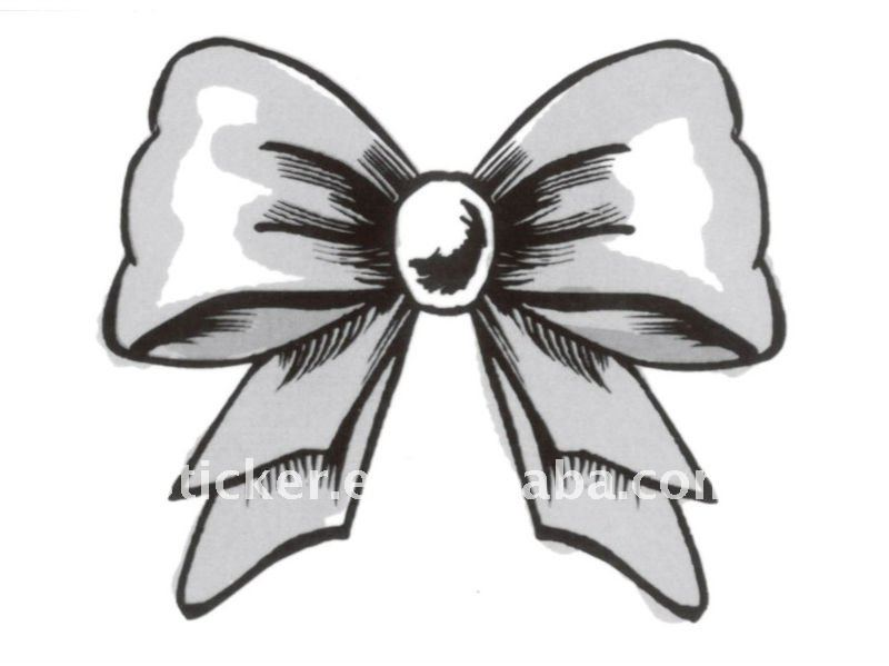 butterfly knot temporary tattoo buy tattoo stickerfancy stickersangle stickers product on alibabacom