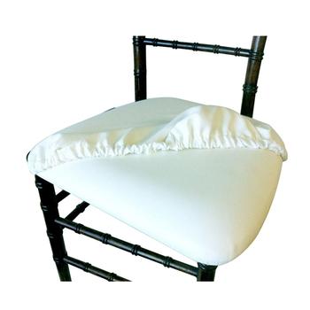 Cheap Wedding Banquet Custom Embroidery Chiavari Chair Cushion Covers Buy Custom Cushion Cover Embroidery Cushion Cover Chiavari Chair Cushion
