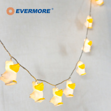 EVERMORE LED battery operated christmas fairy light chain