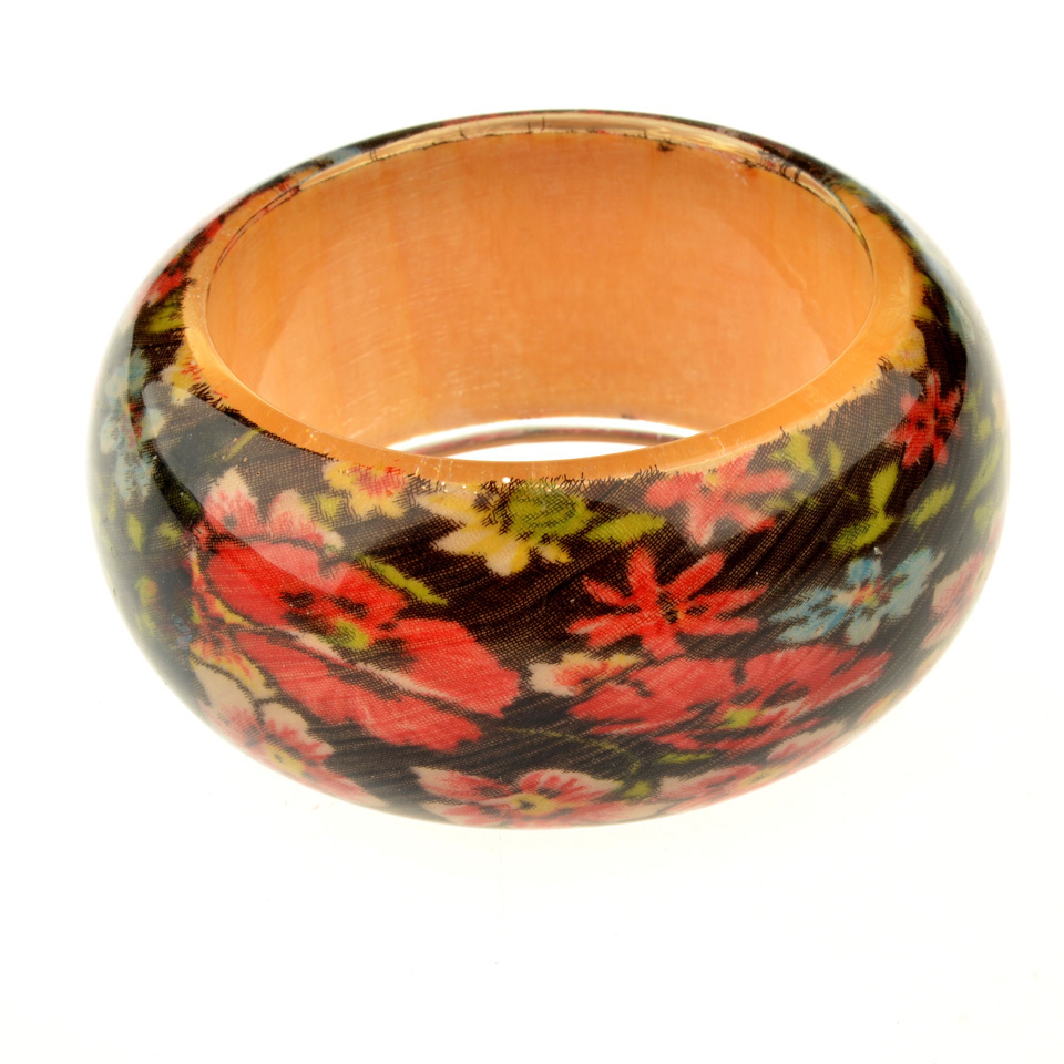 bangles bangle collections resin by s loot jewellery red magpies universe handmade fan amber magpie