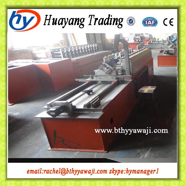 Metal making Machinery for Stud track Dry Wall
