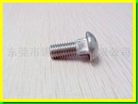 316 Stainless Steel Round Head Carriage Bolt