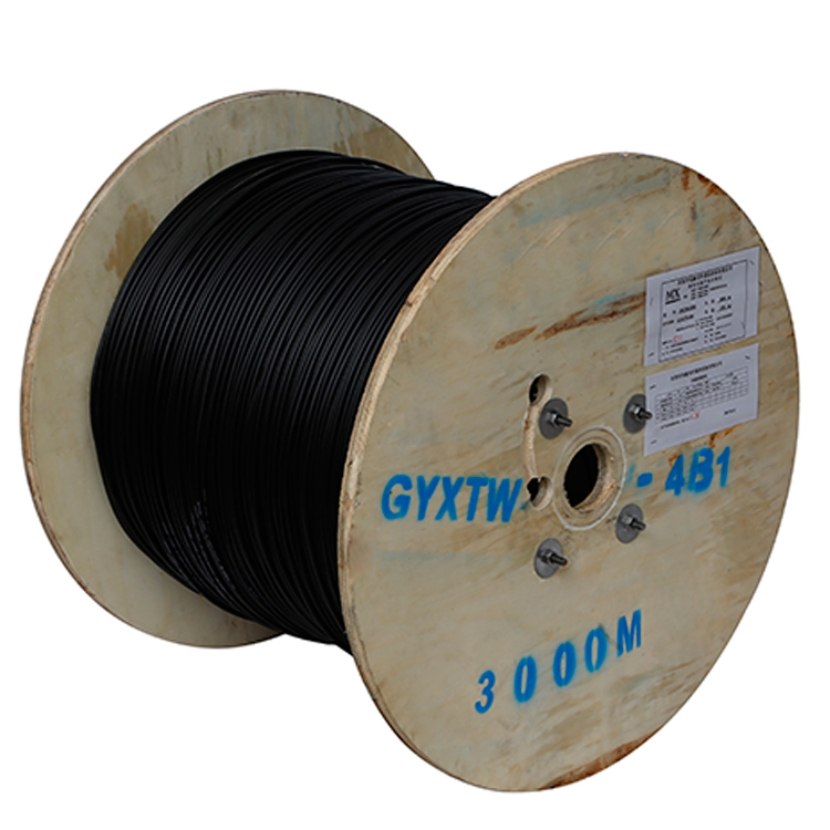 2 / 4 / 6 / 8 / 12 / 16 / 24 Core Single Mode Outdoor Armoured GYXTW Fiber Optical Cable 1KM Price
