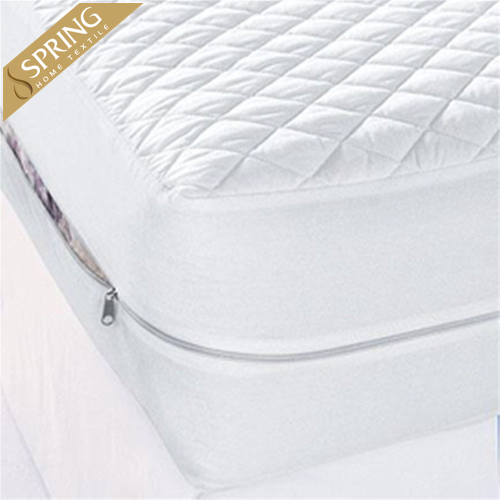 Zippered Encasement Waterproof, Bed Bug Proof Mattress Cover/Protector
