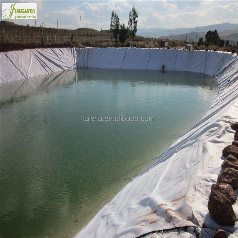 Geo membrane for sea cucumber pond farming tank liner on sale