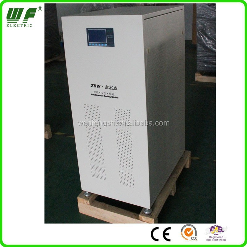 Save money/save energy/reduce CO2 voltage optimizer