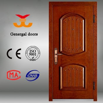 Cheap Price Steel Wood Entrance Exterior Armored Door Manufacturers