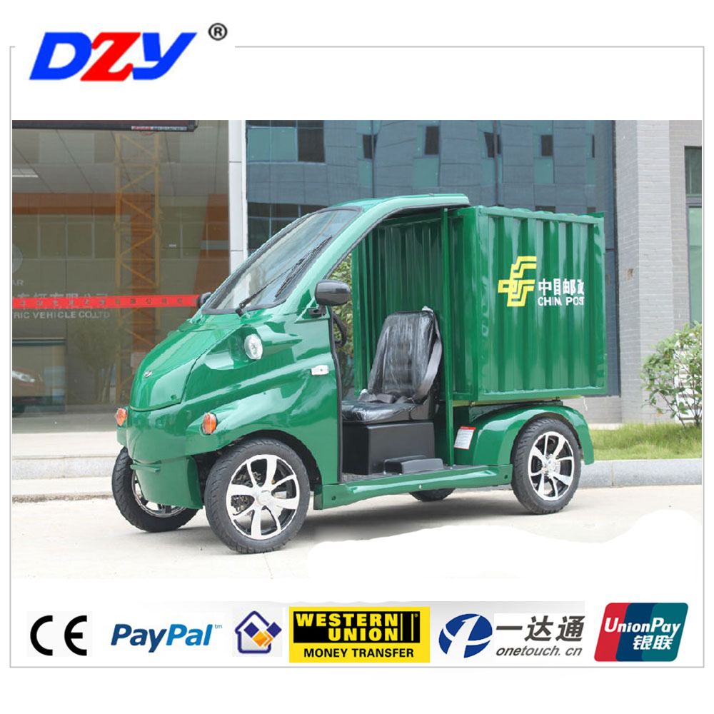 mini electric cargo/fast food van for sale
