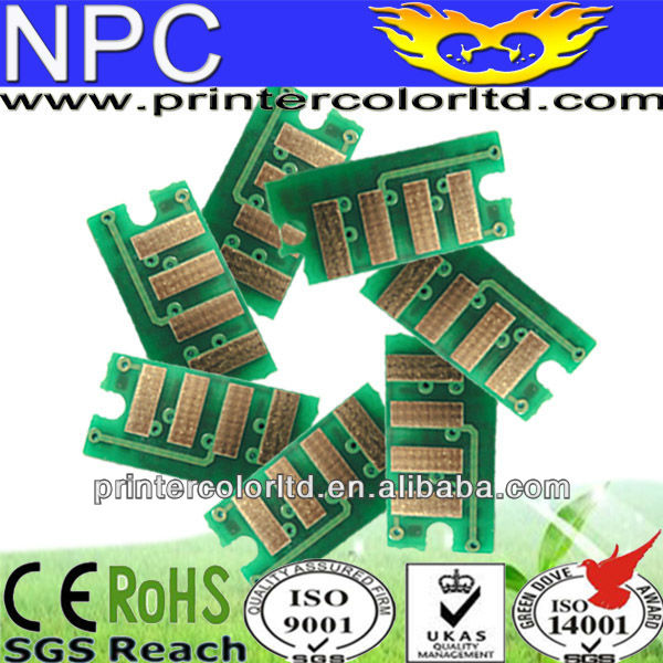 chip printer cartridge chips for Xerox R02599 chip black toner chips/for Xerox Wide Format Printers