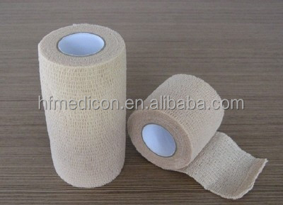 Bandage de gaze absorbant
