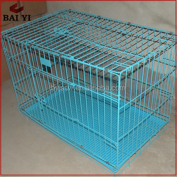 Durable & Modular Dog Cage, Foldaway Pet Cage