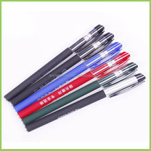Personalize colored gel ink pen wholesale