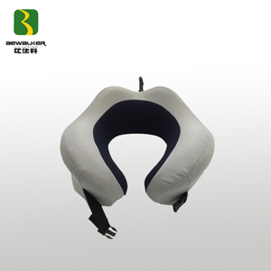 Wholesales funny travel neck pillow ergonomic memory foam pillow for head rest