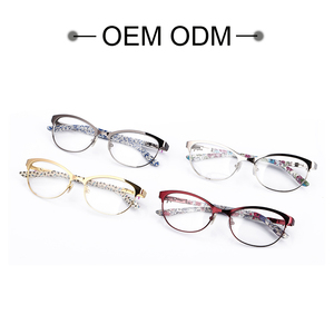 Chinese factories produced a large number of classic optical frames eyeglasses