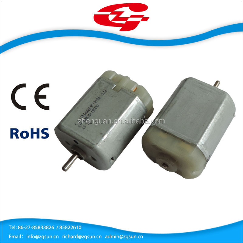 Good quality remote control toy micro dc motor 280