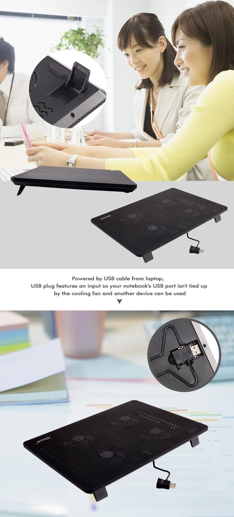 2016 мини 4 usb-вентилятор охлаждения подушки сиденья tablet stand Оптовая продажа, изготовление, производство